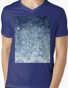 Blue Water Mens V-Neck T-Shirt