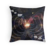 """Some infinites are bigger than other infinities"" Throw Pillow"