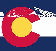 Colorado mountains by 10mintolanding