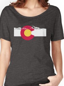 Colorado mountains Women's Relaxed Fit T-Shirt