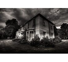 Morden hall Cottages Photographic Print