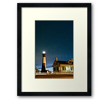 Tybee Lighthouse Framed Print