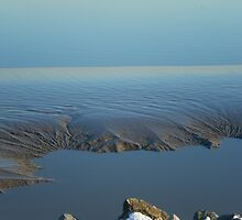 Mud flats by Amanda Clegg
