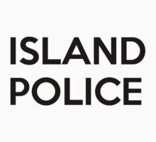 Island Police by rubynibur