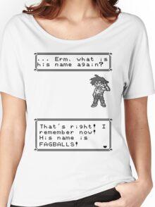 Gary Oak. Women's Relaxed Fit T-Shirt
