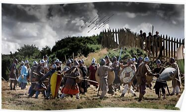 Viking Festival (Isle of Anglesey) by Raymond Kerr