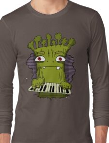 Broccoli Man Long Sleeve T-Shirt