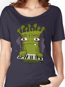 Broccoli Man Women's Relaxed Fit T-Shirt