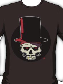 Stache Skull T-Shirt