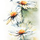 Daisy Chain  iPhone & iPod Case by Stephie Butler