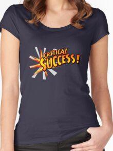 Critical Success Women's Fitted Scoop T-Shirt