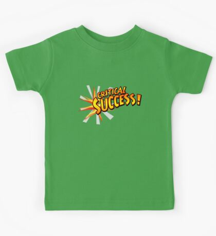 Critical Success Kids Tee