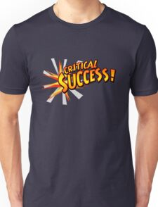 Critical Success Unisex T-Shirt