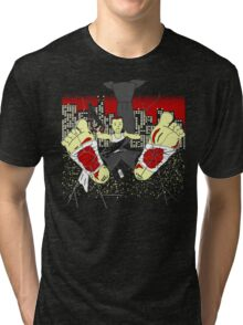 Yippe Tie Yay Tri-blend T-Shirt