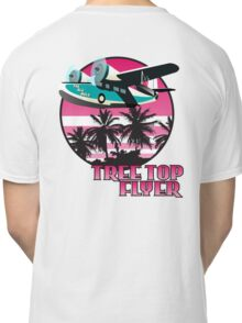 Tree Top Flyer Pink Classic T-Shirt