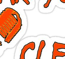 Clem Fandango  Sticker
