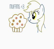 derpy muffin <3 Unisex T-Shirt
