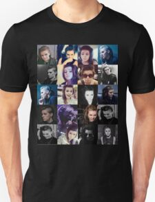 Lynn Gunn Collage  T-Shirt