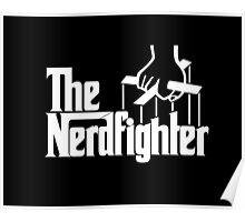 Nerdfighter - Nerdy Poster