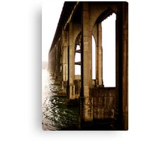 Coos Bay Bridge Canvas Print