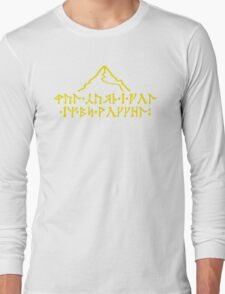 What Have I Got In My Pocket? - Angerthas Long Sleeve T-Shirt