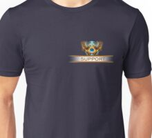 Support Badge Unisex T-Shirt