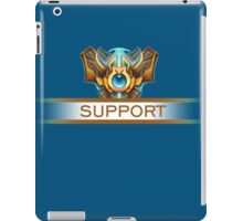 Support Badge iPad Case/Skin