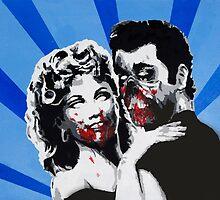 Grease Zombies  by Yaz Alcantara