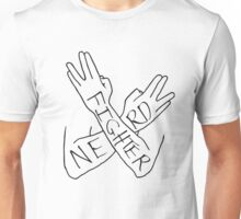Nerd cartoon Unisex T-Shirt