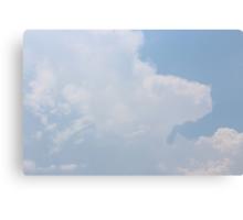 Cloud Nose Canvas Print