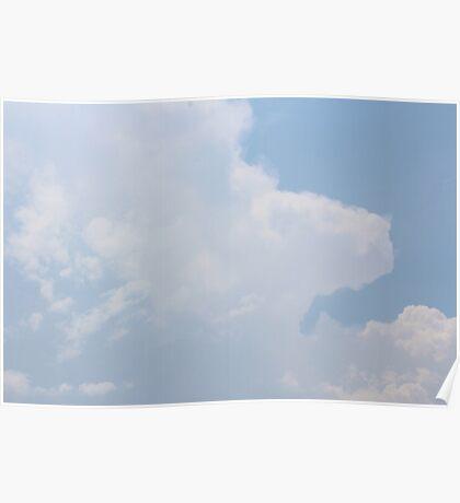 Cloud Nose Poster