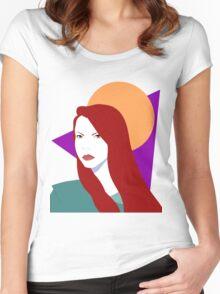 Maraschino Women's Fitted Scoop T-Shirt