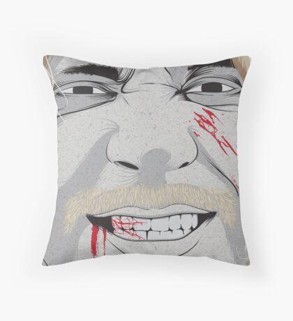 ZURENNARRH THE UNDEAD Throw Pillow