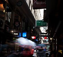 Centerway Lane Melbourne by abocNathan