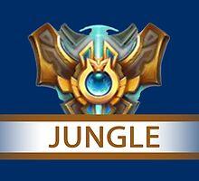 Jungle Badge by ozencyasin