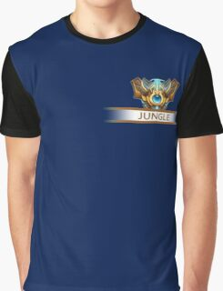 Jungle Badge Graphic T-Shirt