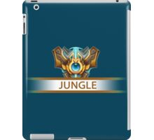 Jungle Badge iPad Case/Skin