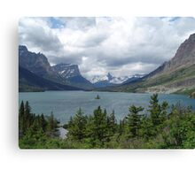 WILD GOOSE ISLAND - SWIFT CURRENT LAKE  Canvas Print