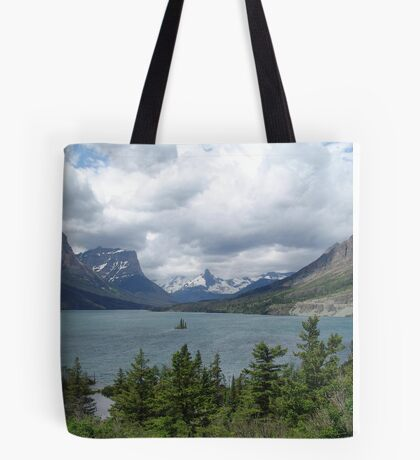 WILD GOOSE ISLAND - SWIFT CURRENT LAKE  Tote Bag