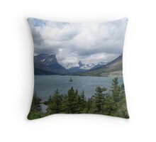 WILD GOOSE ISLAND - SWIFT CURRENT LAKE  Throw Pillow