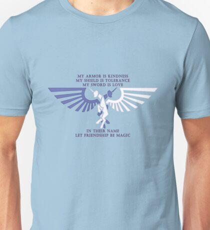 Let Friendship Be Magic Unisex T-Shirt