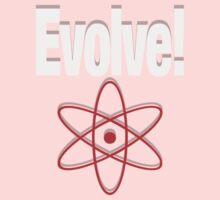 EVOLVE! One Piece - Long Sleeve