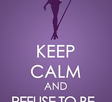 Keep Calm - Sailor Saturn Posters 1 by SimplySM