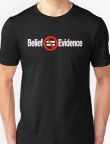 BELIEF Unisex T-Shirt