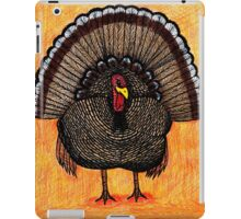 Tough Turkey iPad Case/Skin