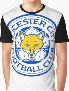 leicester city logo 1 Graphic T-Shirt