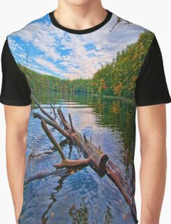Water Logged Graphic T-Shirt
