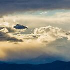 Rocky Mountain Stormy Sunset by Jon Rista