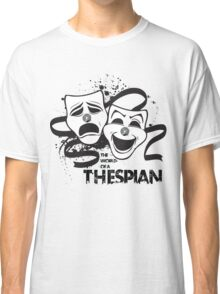 Drama FACE!!!!! Actor inspired tee!  Classic T-Shirt