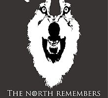 The North Remembers  by atlasspecter